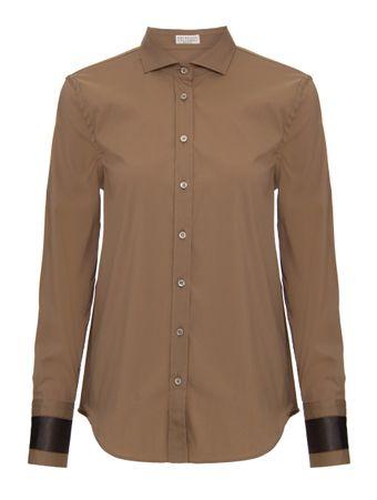 Camisa-Marrom