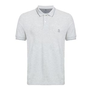Camisa-Polo-MC-Cinza-Mescla