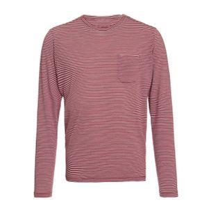 Camiseta-Manga-Longa-Listrada-Vinho