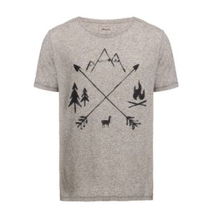 CAMISETA--ARROWS-CINZA-MESCLA