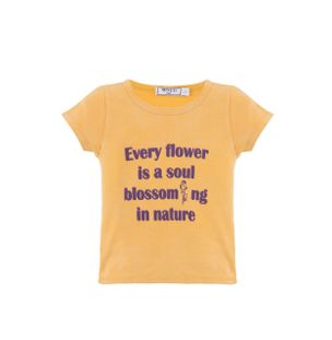 CAMISETA-EVERY-FLOWER-KIDS-TOPAZIO