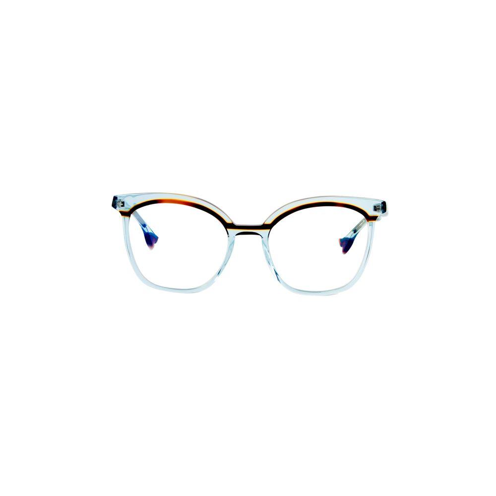 75fc086e0 Armação de Óculos Bocca Face à Face Azul - Shopping Cidade Jardim