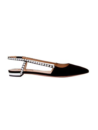 SAPATO-CRYSTAL-SHINY-FLAT-BLACK