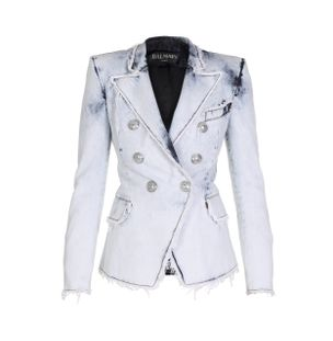 BLAZER-6-BTN-BLEACHED-DENIM-JACKET-GAE-WHITE-BLUE