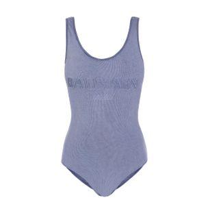 BODY--BODY-BRETELLES-LOGO-BALMAIN-EMBOSS-6FC-BLUE-JEAN-CLAIR