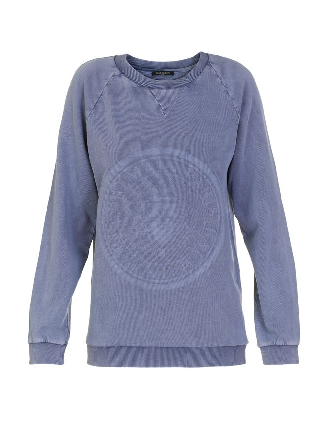 PULOVER-EMBOSSED-COIN-SWEATSHIRT-6FC-BLUE-JEAN-CLEAR