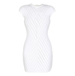 Vestido-Curto-Short-Ss-V-Effect-Knit-Dre-0Fb-White-Optique