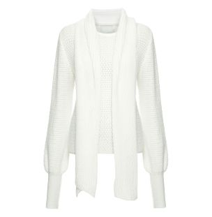 TRICOT-SCARF-OFF-WHITE