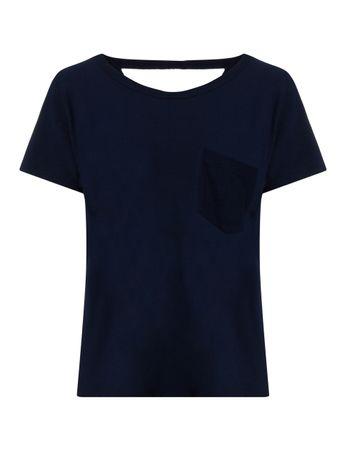 Tshirt-Arpoador-Azul-Marinho