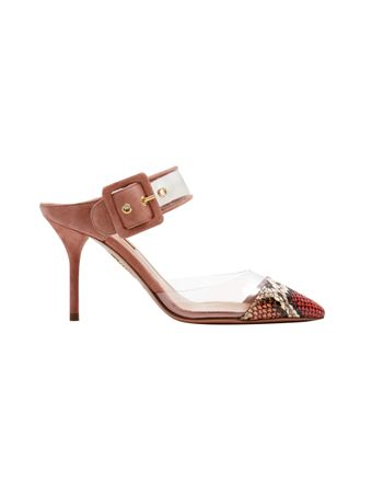 SANDALIA-OPTIC-MULE-85-RED-POWDER-ROSE