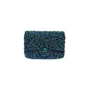 Bolsa-Clutche-Melissa-Azul-e-Verde