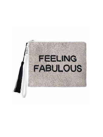 Bolsa-Clutche-Feeling-Fabulous-Dourada