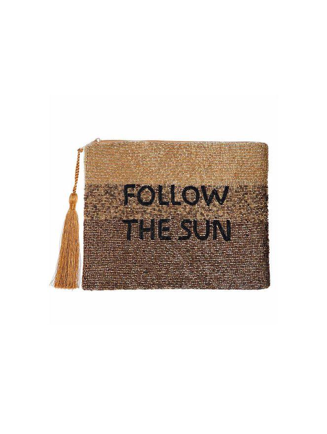 Bolsa-Clutche-Follow-The-Sun-Dourada