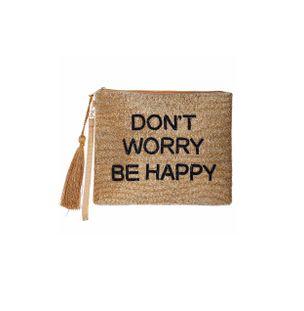 Bolsa-Dont-Worry-Be-Happy-Dourada