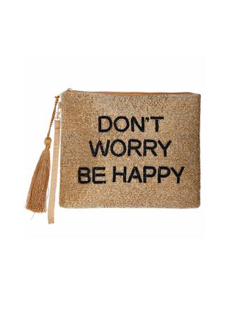 Bolsa-Dont-Worry-Be-Happy-Dourada