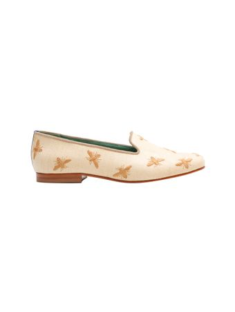 LOAFER-BEES-PALHA-NUDE