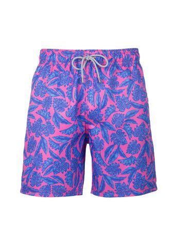 Shorts-Giardino-Blu-Pink-e-Azul
