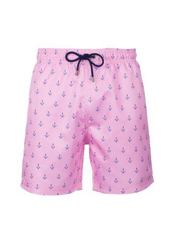 Shorts-Ancoraggio-Rosa-Claro