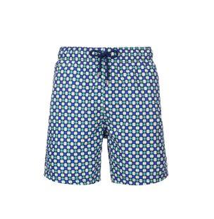 Shorts-Piastrelle-Estampado