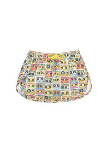 Shorts-Saia-La-Musica-Estampado