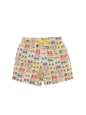 Shorts-Bambini-La-Musica-Estampado