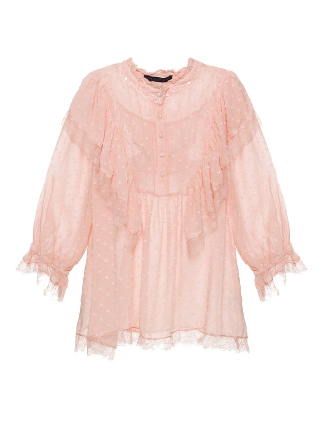 BLUSA-RUFFLE-WITH-SHEER-SCALLOPED-VICTOR-ROSE-DAWN-POL-CLOTHING
