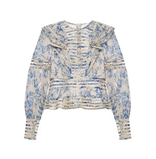 BLUSA-VERITY-PANELLED-LINEAR-TOP-BLUEBIRD-ZIMMERMANN