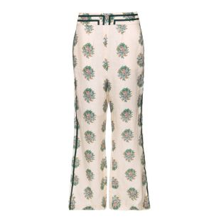 CALCA-VERITY-CONTRAST-BIND-PANT-ZIMMERMANN