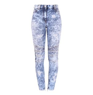 CALCA-DESTROYED-QUILTED-ACID-WASH-SKINNY-BLUEWHITE