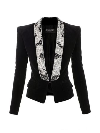 JAQUETA-EMBROIDERED-LAPEL-VELVET-JACKET-0PA-BLACK
