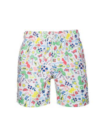 Shorts-Festa-in-Spiaggia-Branco