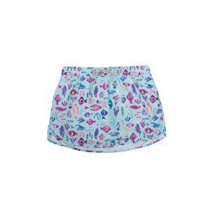 Shorts-Saia-Mare-Multicolore-Verde-Agua