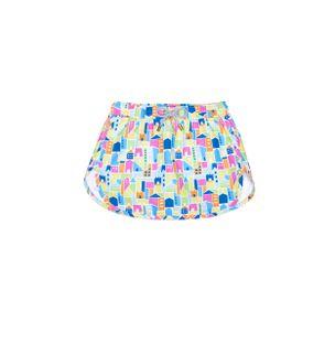 Shorts-Saia-Bambini-Portofino-Estampado