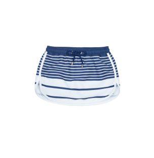 Shorts-Saia-Bambini-Stricce-Marino-Branco-e-Marinho