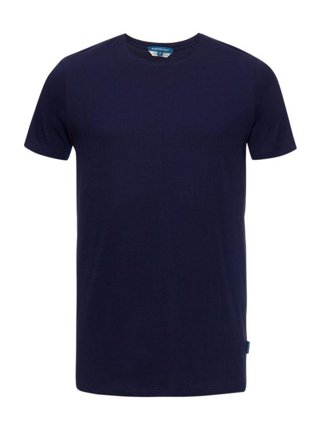 camiseta-gola-redonda-azul