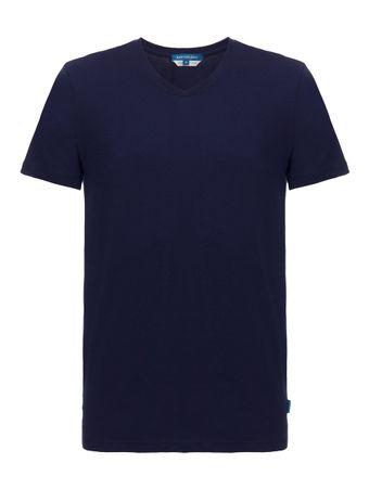 camiseta-gola-v-azul