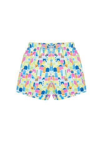 Shorts-Bambini-Portofino-Estampado