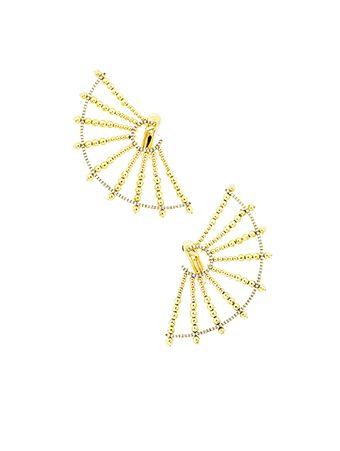 Brincos-sol-em-ouro-18k-diamante-117-ct-e-bolinhas-de-ouro