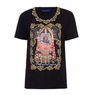 Camiseta-Nossa-Senhora-Carmo-Preta