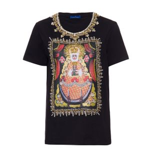 Camiseta-Nossa-Senhora-Copacabana-Preta