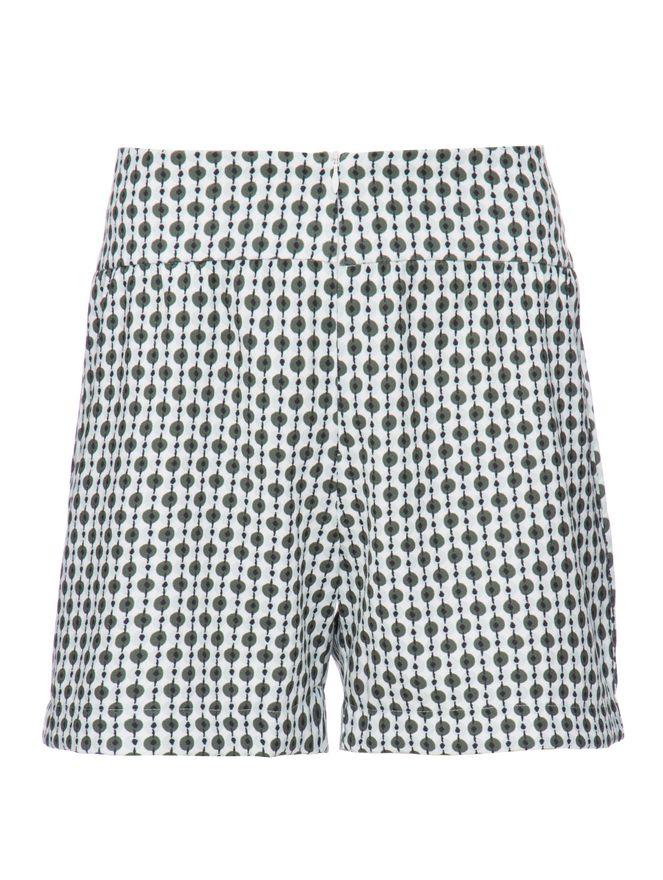 Shorts-Curto-Garcia-Estampado-Verde