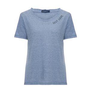 Camiseta-Manga-Curta-Self-Love-Azul