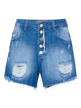 Shorts-Curto-Jeans-Azul