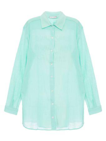 Camisa-Manga-Longa-Paete-Verde