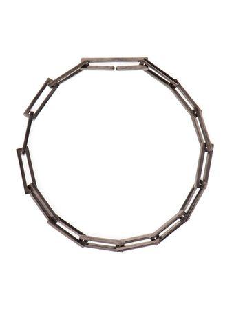 Choker-Elo-Retangular-de-Rodio-Negro
