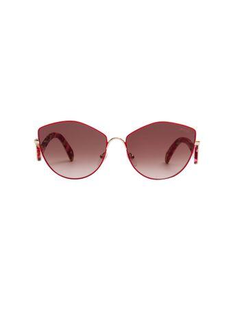 Oculos-de-Sol-Vermelho-e-Dourado
