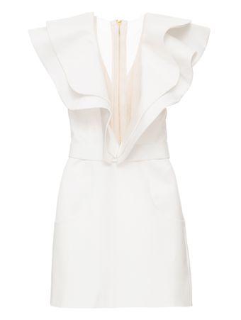 Vestido-Babados-Branco