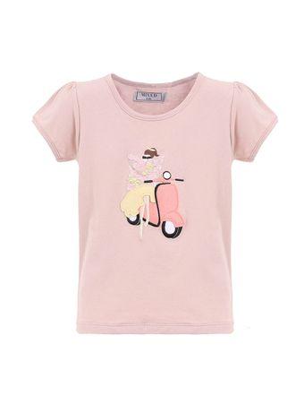 CAMISETA-LAMBRETA-KIDS-BABY-ROSE