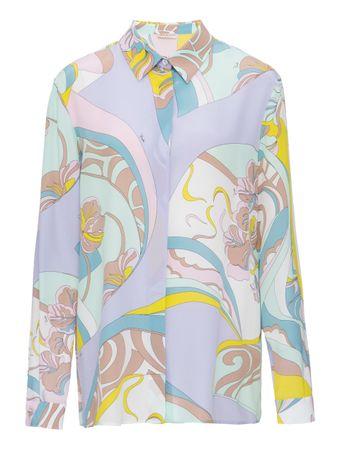 Camisa-Hanami-de-Seda-Estampada