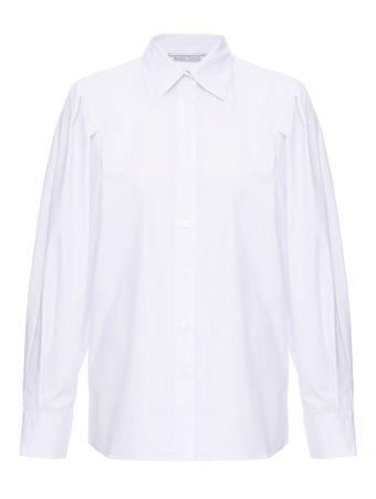 Camisa-Pregas-Branca